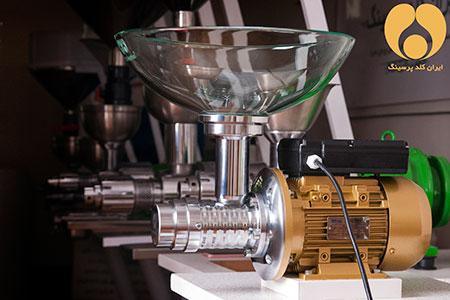 Butter Machine Irancoldpressing